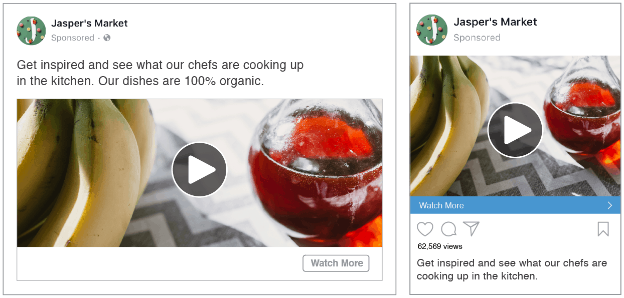 Facebook Görsel Reklamları
